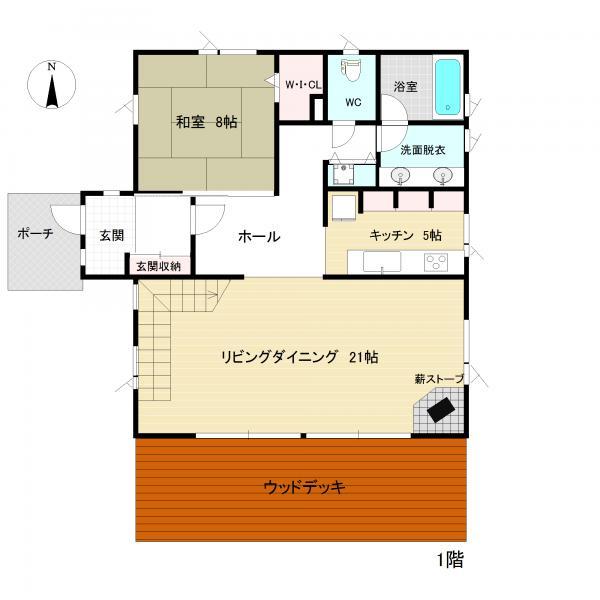 【南原新築戸建】憧れの別荘地のおしゃれな戸建