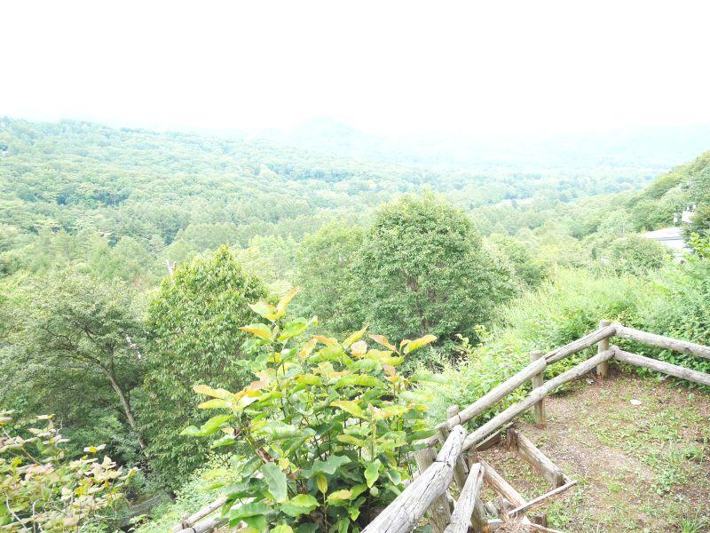 【旧軽井沢土地】豊かな眺望を愉しめる大型別荘地