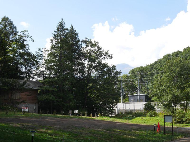 【南原土地】中軽井沢周辺、アクセス良好かつ閑静な別荘地(区画B)