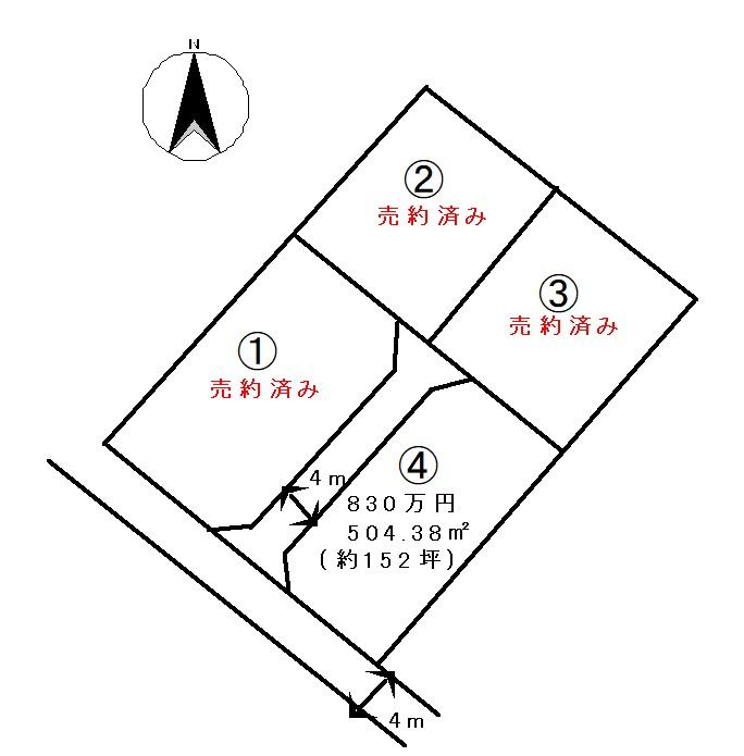 【追分土地④】買い物に便利な江戸の雰囲気を愉しめるエリアの土地