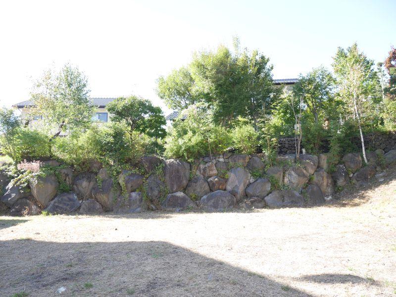 【御代田土地A区画】建築条件無しの日当たり良好な定住用土地