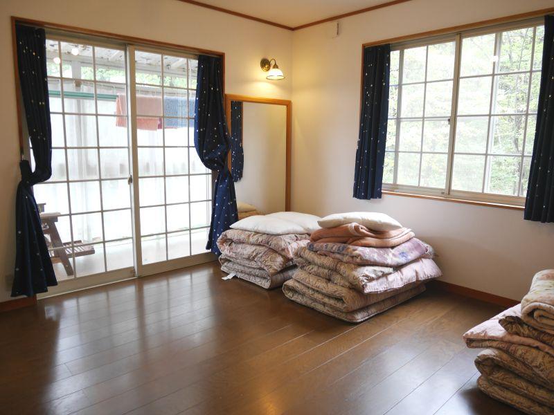 【北軽井沢中古戸建】ペットと泊まれる人気の簡易宿所、定住・別荘・投資に!