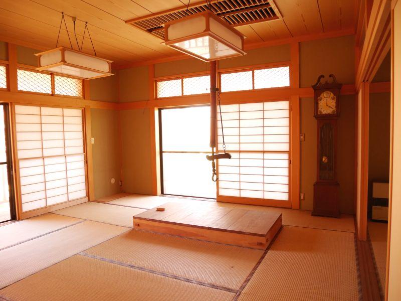 【旧軽井沢中古戸建】約656坪の土地に映える日本旅館のような別荘(古家付)