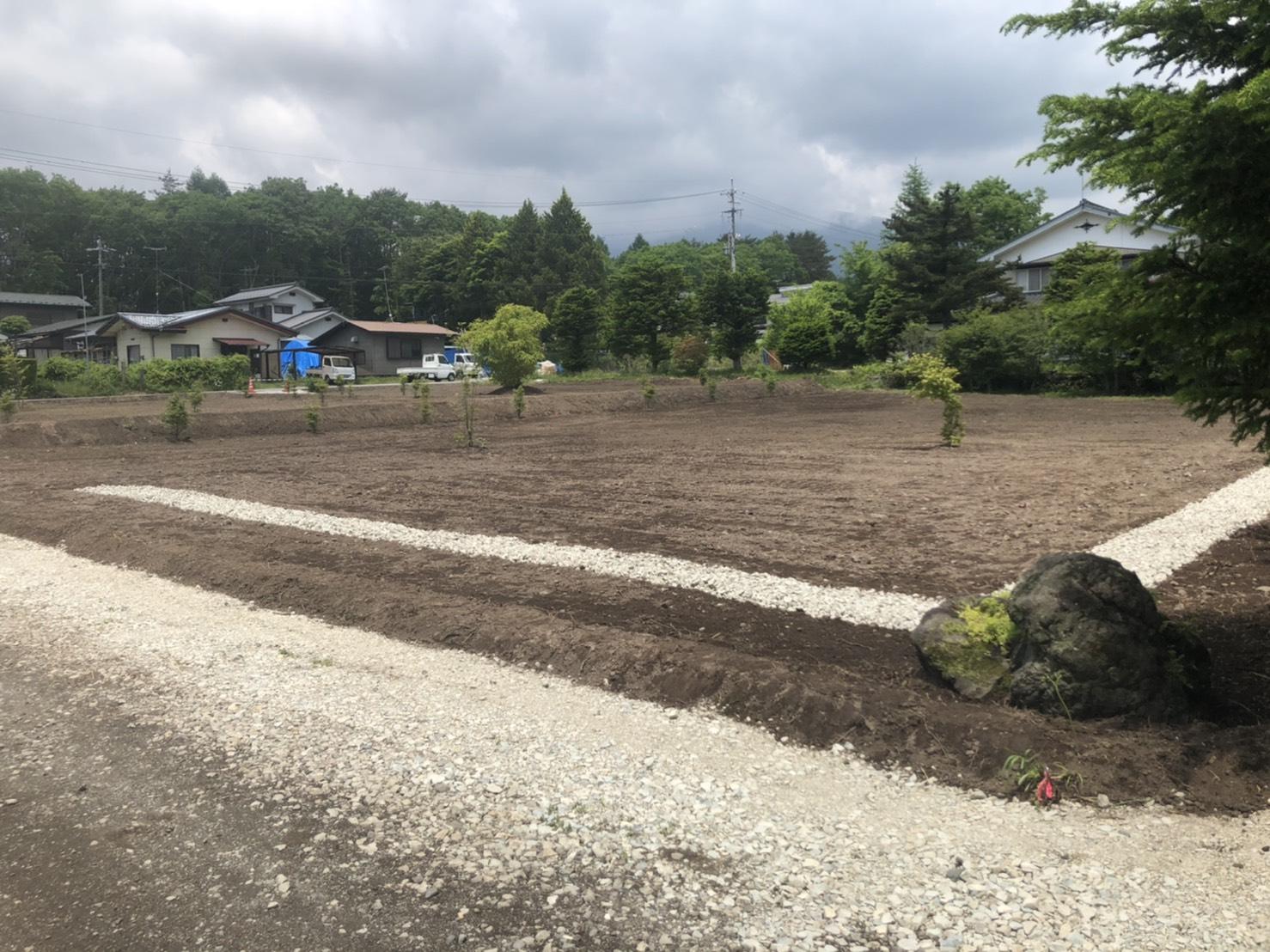 【柳宿別荘地土地②⑤⑦】日常の利便性に優れた土地