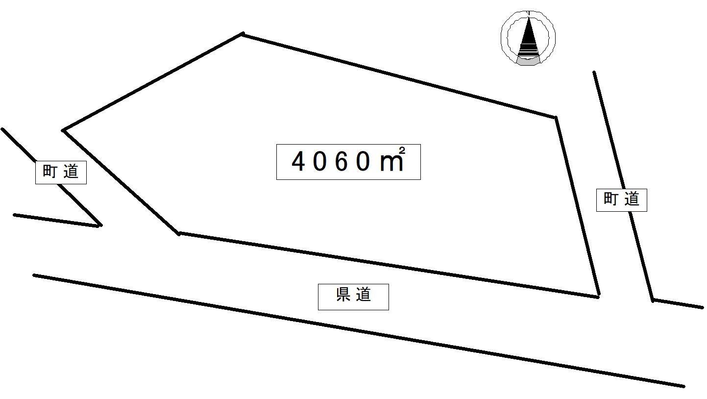 【追分土地】浅間山ライン沿い 緑豊かな広大な土地