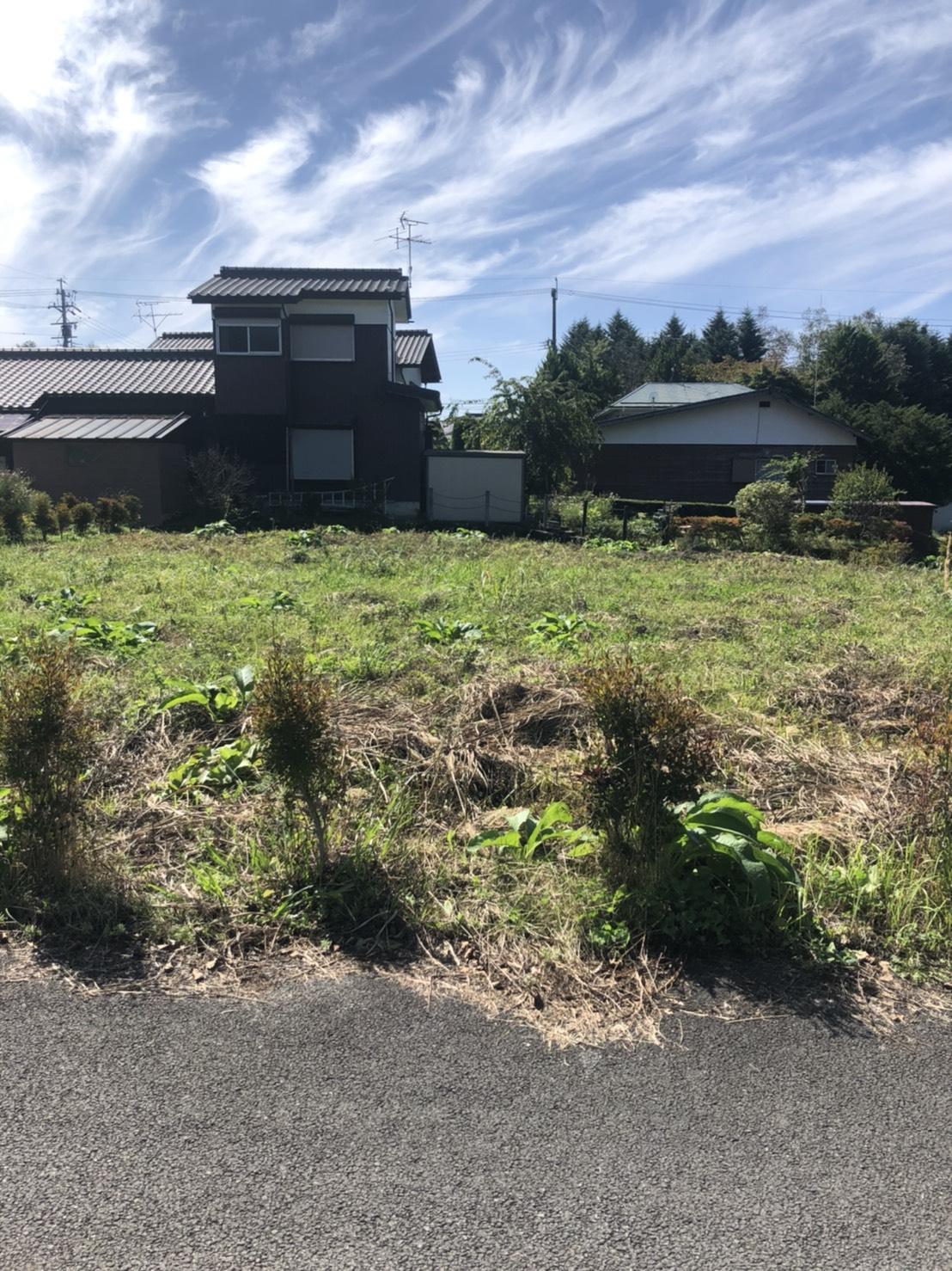 【中軽井沢土地】駅近の利便性の良い土地(区画B)