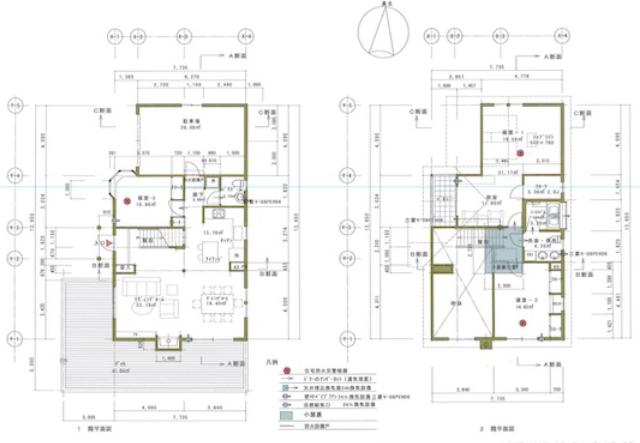 【あかしやの森_戸建て】新築アメリカンハウス