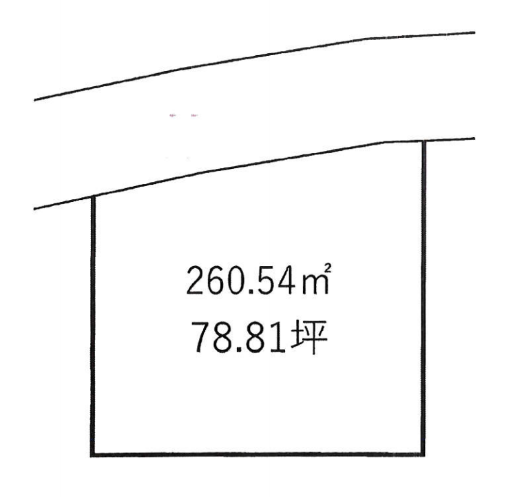 【中軽井沢_土地】中軽井沢駅から徒歩圏内の平坦地