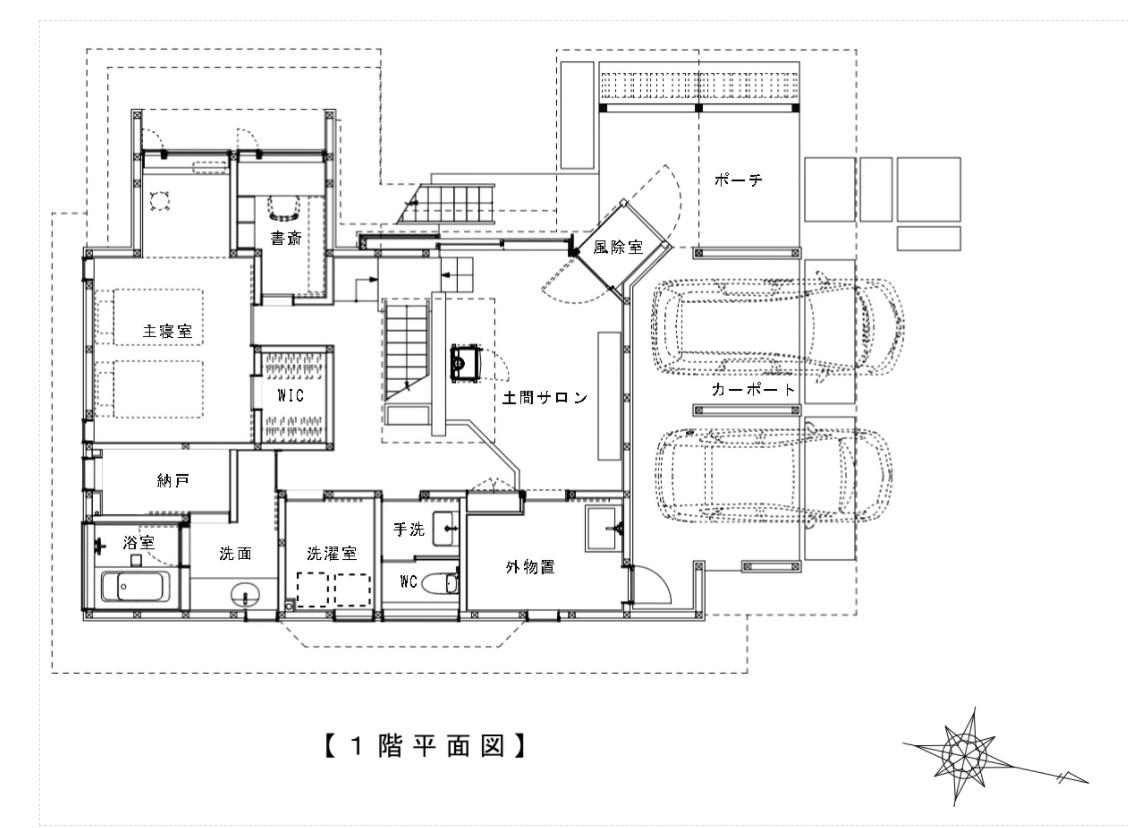 【戸建て_旧軽井沢】旧軽井沢万平ホテル近郊・新築別荘