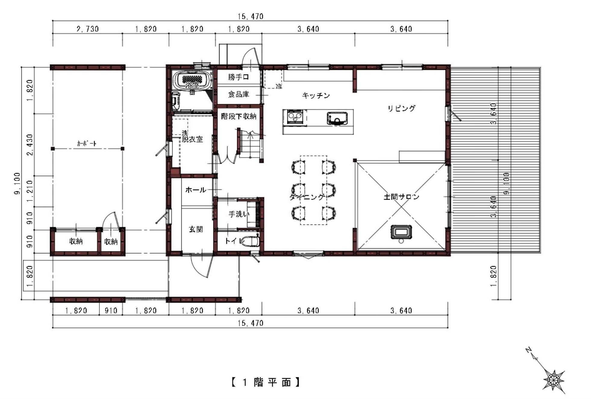 【戸建て__古宿A区画】中軽井沢駅・ハルニレテラスまで車で5分!