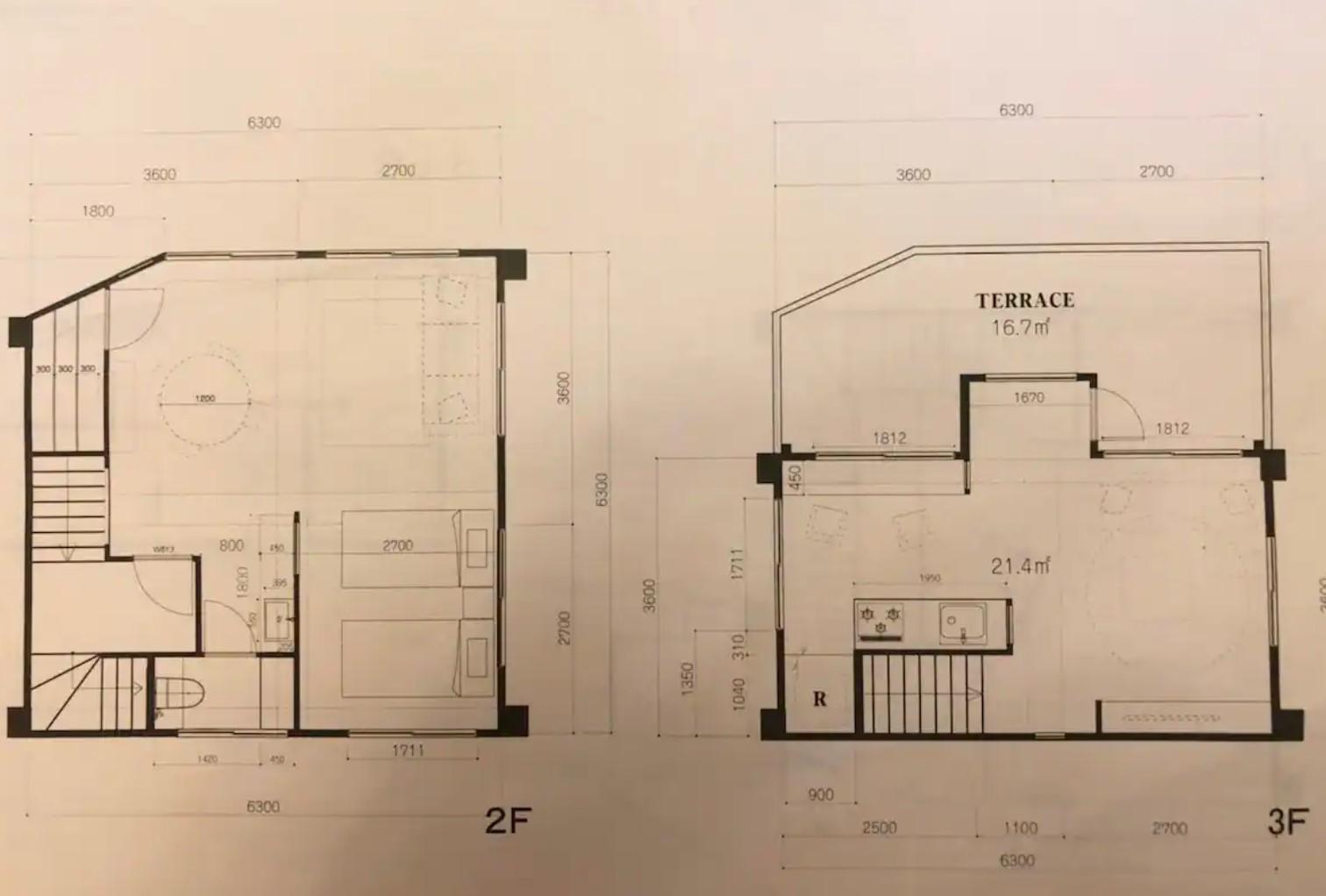 【赤坂_戸建て】駅から徒歩6分!地上3階地下1階建てTERRACE付き!